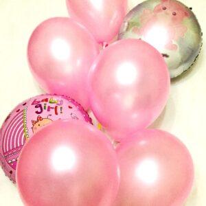 шары к рождению доченьки