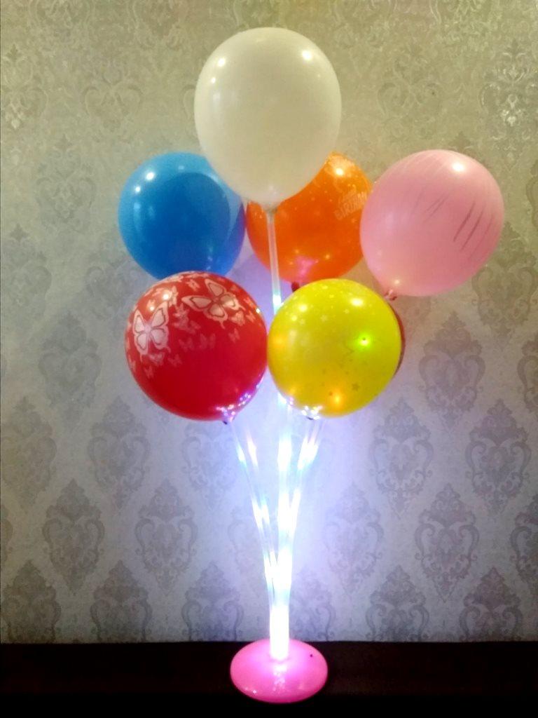 подставка держатель для воздушных шаров