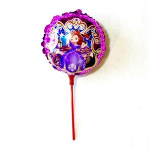 В нашем интернет каталоге можно выгодно приобрести воздушный шар на палочке в комплекте по 20 шт. Такие комплекты покупают для детских праздников, для украшения зала или просто дарят всем маленьким гостям. Дети обожают небольшой шарик на палочке, с ним можно играться и рассматривать любимых мультяшных героев.